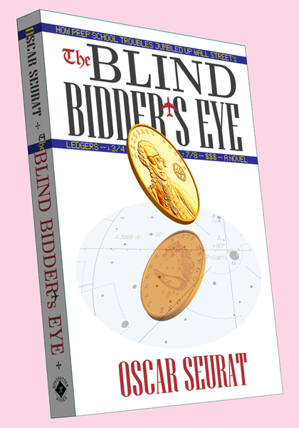 The Blind Bidder's Eye Cover