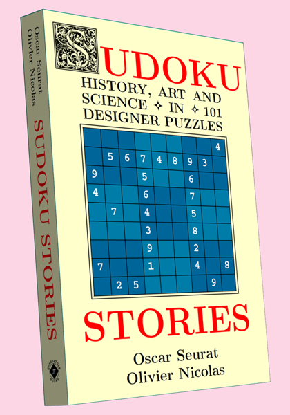 Sudoku Stories Pocket Edition
